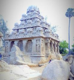 mahabalipuramchariot1